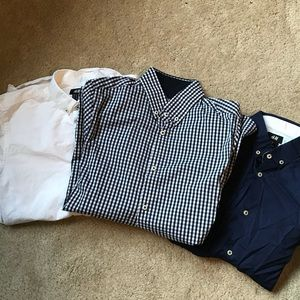 Other - Lot of 3 H&M button-down shirts